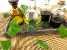 Herbal syrups for a cough