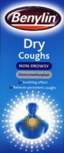 Benylin dry cough non-drowsy  7.5mg/5ml 150ml