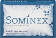 Sominex tablets 20mg 16 pack
